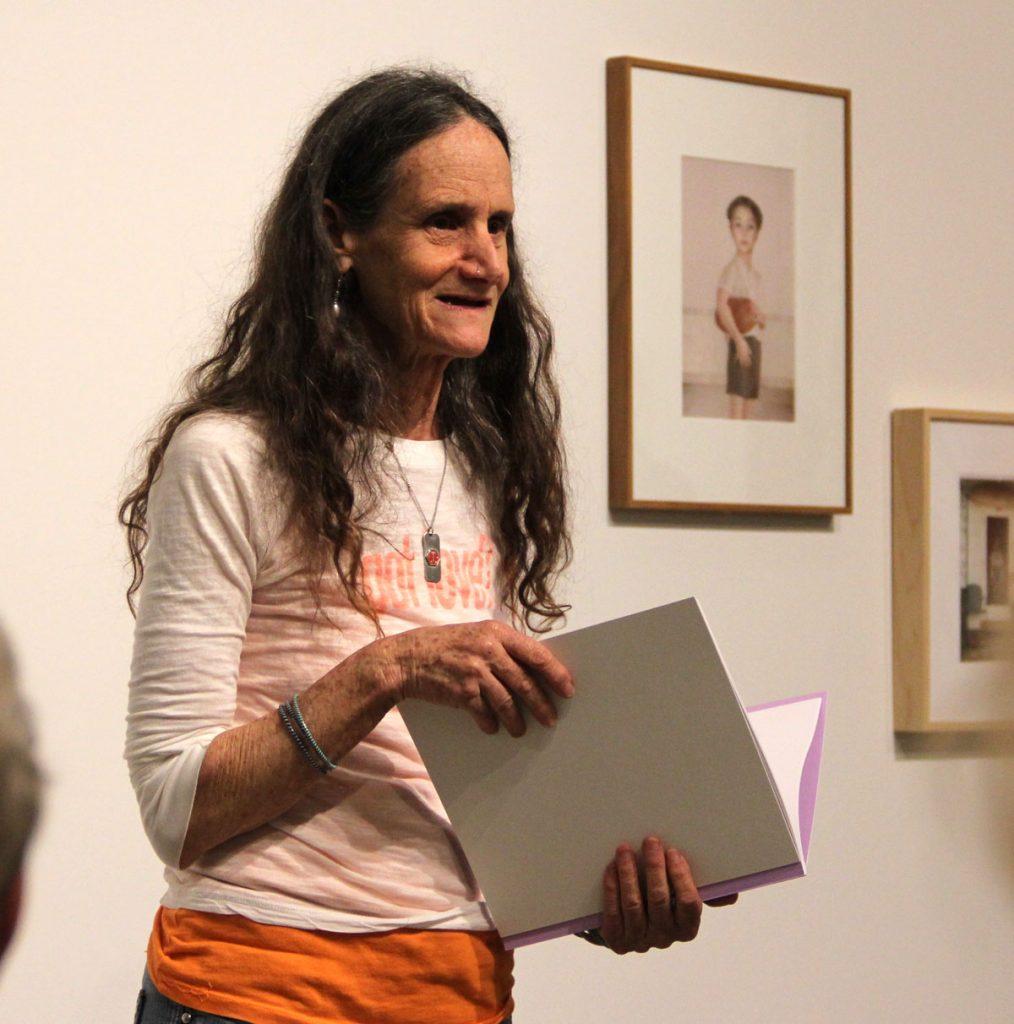 Peggy Levison Nolan talk @ Girls Club FL