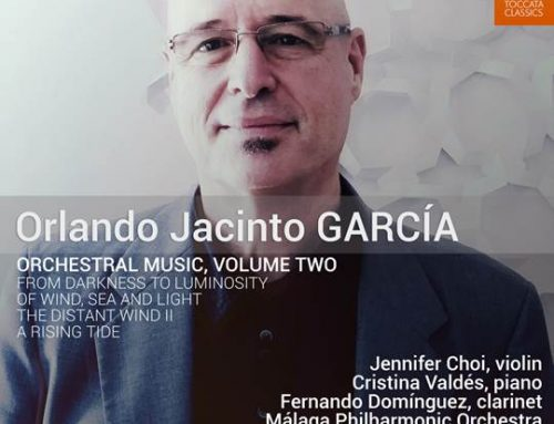 Orlando Jacinto Garcia's 8th solo CD album