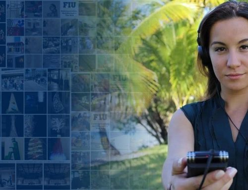 Jessica Meszaros, Kopenhaver Leadership Fellow:  Winner of 5 Florida Associated Press Broadcasters Awards