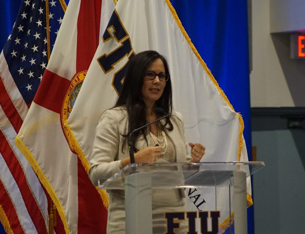FIU Breaking the Barriers for Women in Communication
