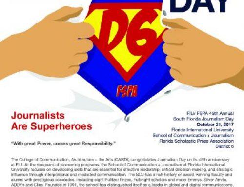 FIU/FSPA 45th Annual South Florida Journalism Day
