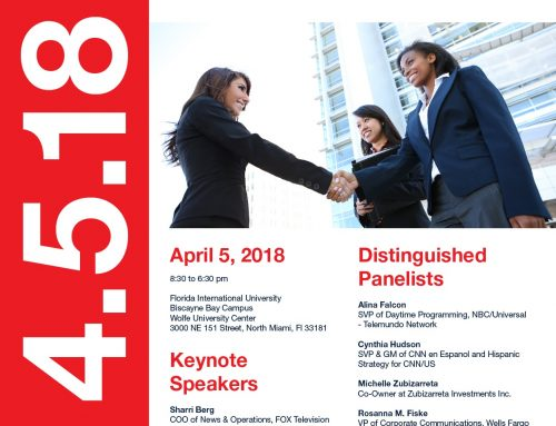 2018 Women in Communication: Moving Ahead Conference