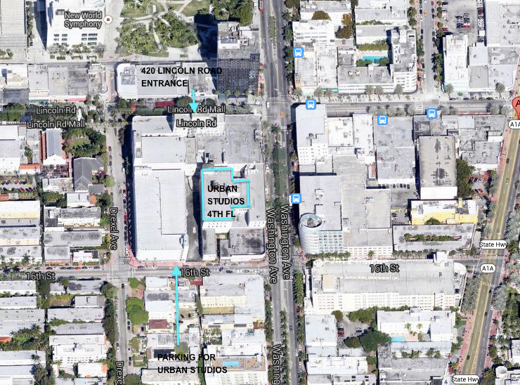 miami beach urban studios map and parking mbus lg