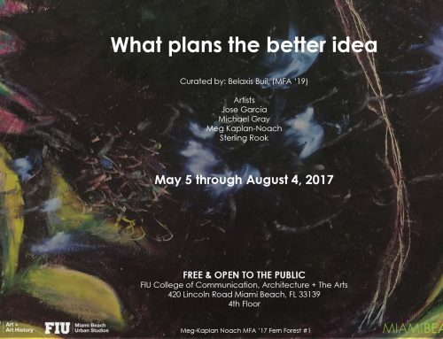 What plans the better idea