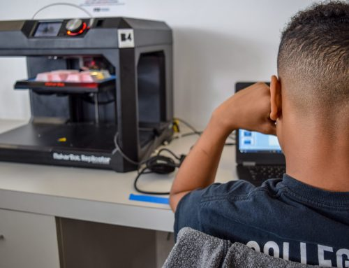 CARTA Students are Welcome to 3D-Print over the Winter Break