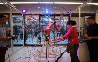 RDF-FIU-Geodesic-Dome-KUKA-Robotic-Arm03
