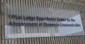 Lillian Lodge Kopenhaver Center for the Advancement of Women in Communication
