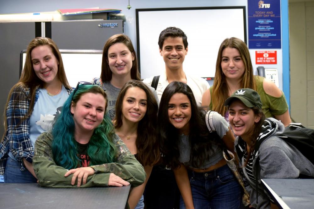 Alums Visit FIU Theatre For Panther Alumni Week