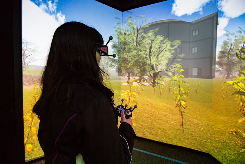 CARTA Nears Completion of Innovation Studio- Immersive Studios for Altered Reality (iSTAR)
