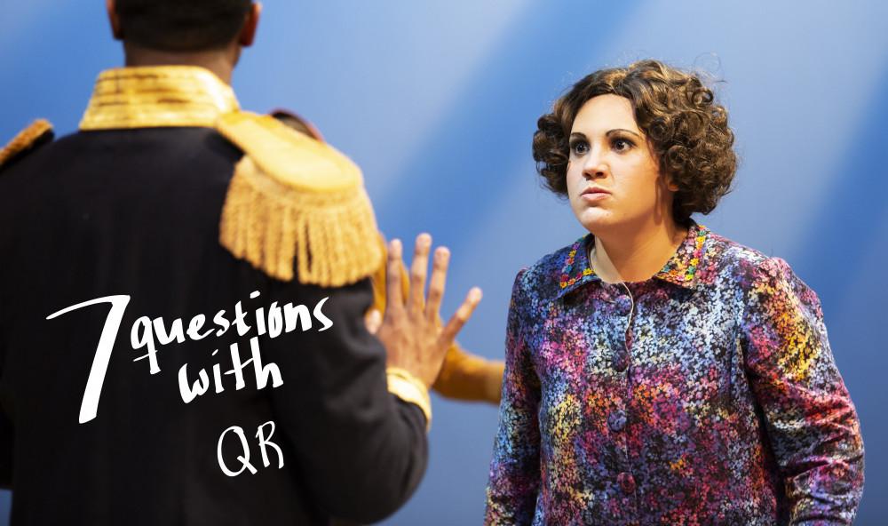 "7 Questions with Natalia ""QR"" Quintero-Riestra"
