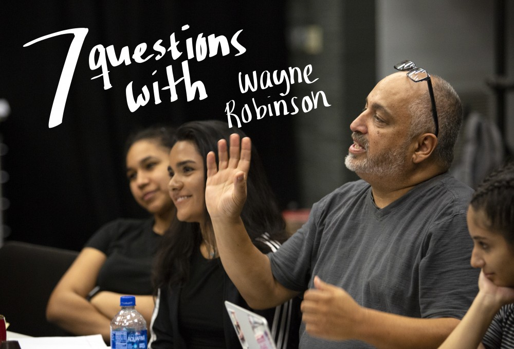 7 Questions with Wayne Robinson