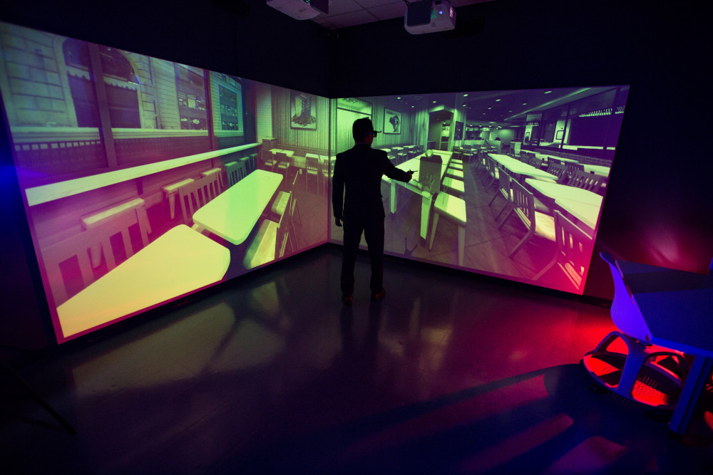 FIU College of Communication, Architecture + The Arts, with Lee Caplin's iSTAR, Create Immersive Innovation Studio, Allowing Students to Become Tomorrow's XR Leaders