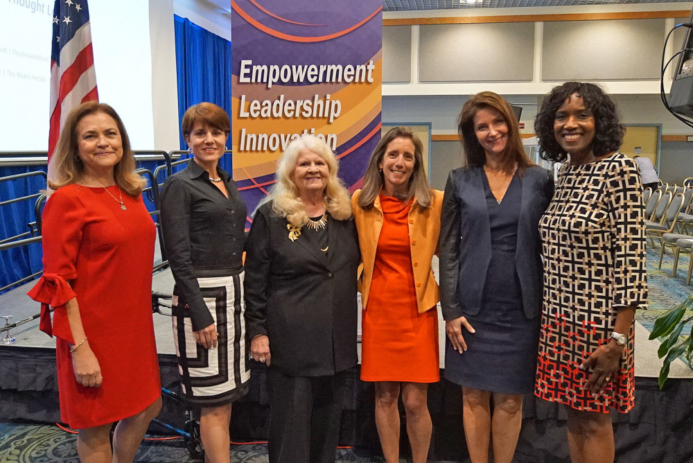 Women in Communication Disscuss Women Moving Ahead in Annual Kopenhaver Conference