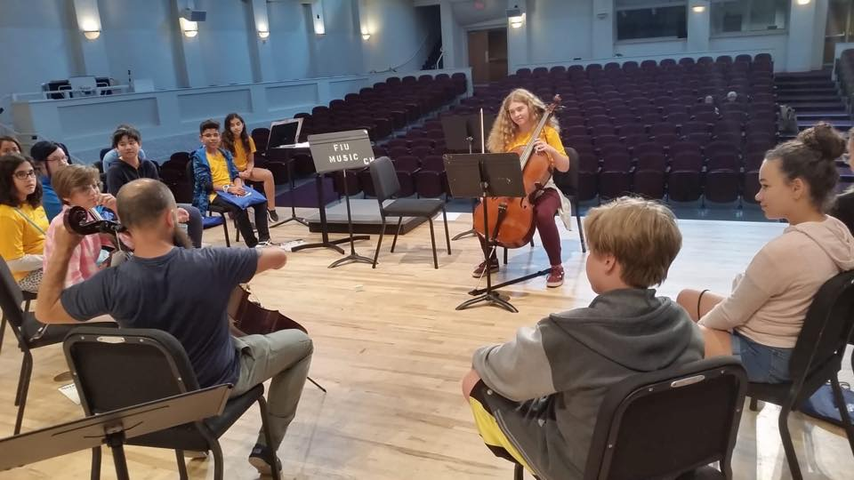 Panther Summer Music Camp Offers Voice/Musical Theatre, Strings, and Piano Programs