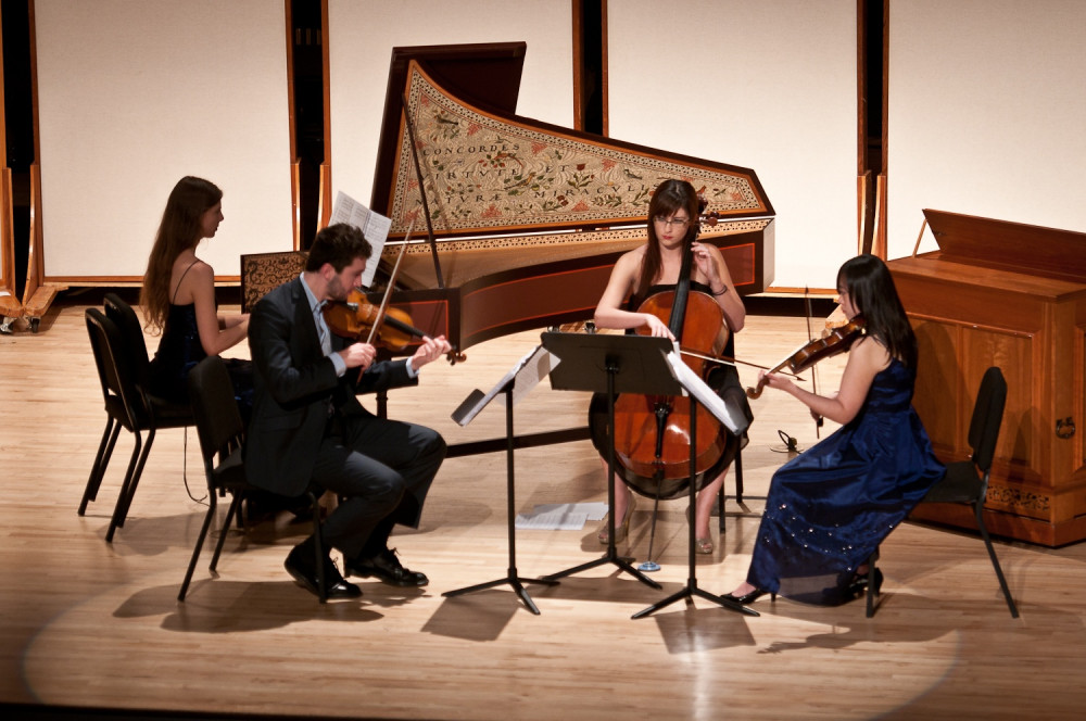 FIU Music Partners with Friends of Chamber Music on FIU Chamber Series Concerts