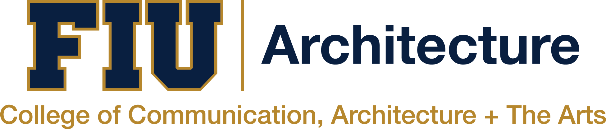Department of Architecture Logo