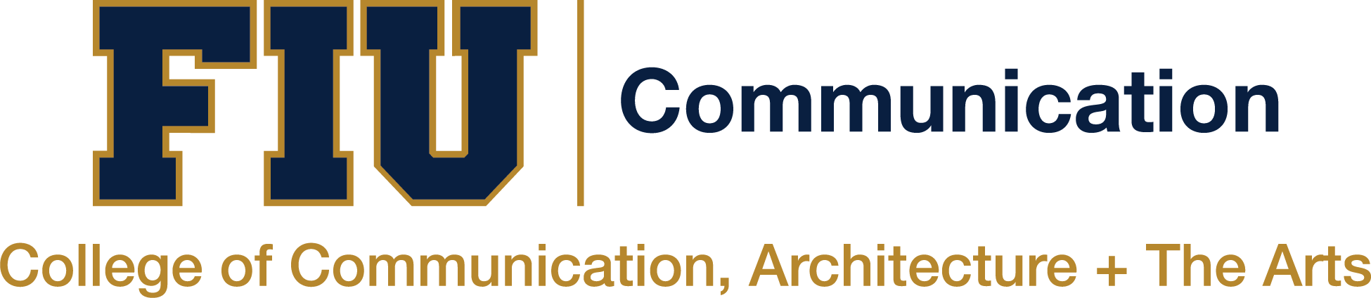 FIU | Master of Science, Global Strategic Communications Logo