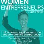 Jessica Kizoreck: How Technology Impacts the Modern Female Entrepreneur