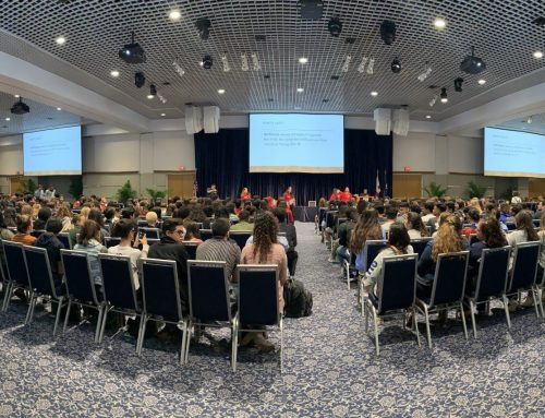 Journalism Day: MORE THAN 700 MIDDLE AND HIGH SCHOOL STUDENT PARTICIPATE I