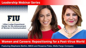 Woman and Careers: Repositioning for a Post-Virus World