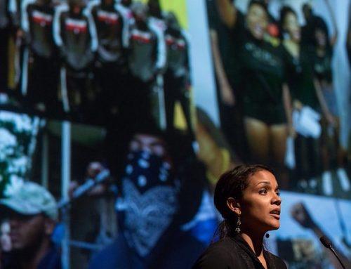 2020 Early-Career Woman Scholar Award recipient Danielle Kilgo, Ph.D.