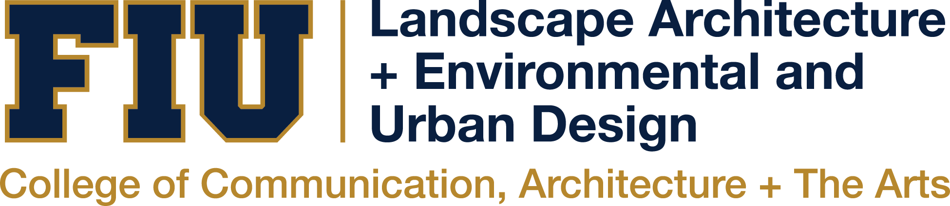 Department of Landscape Architecture Logo