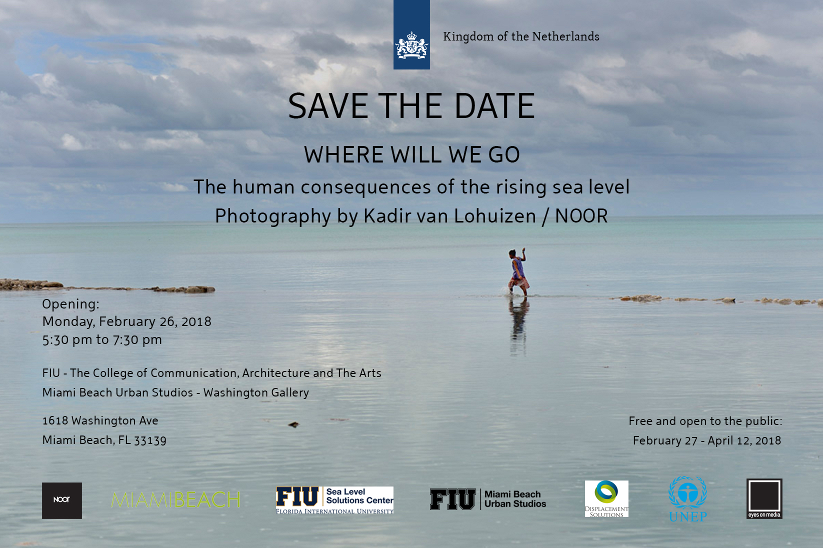 Where Will We Go The Human Consequences Of Rising Sea Level