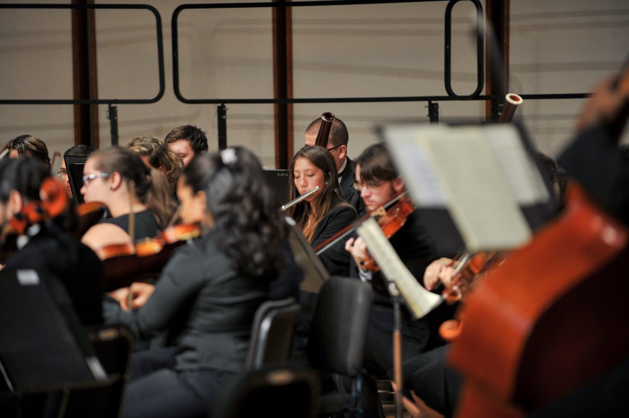 FIU Symphony Orchestra- convocation