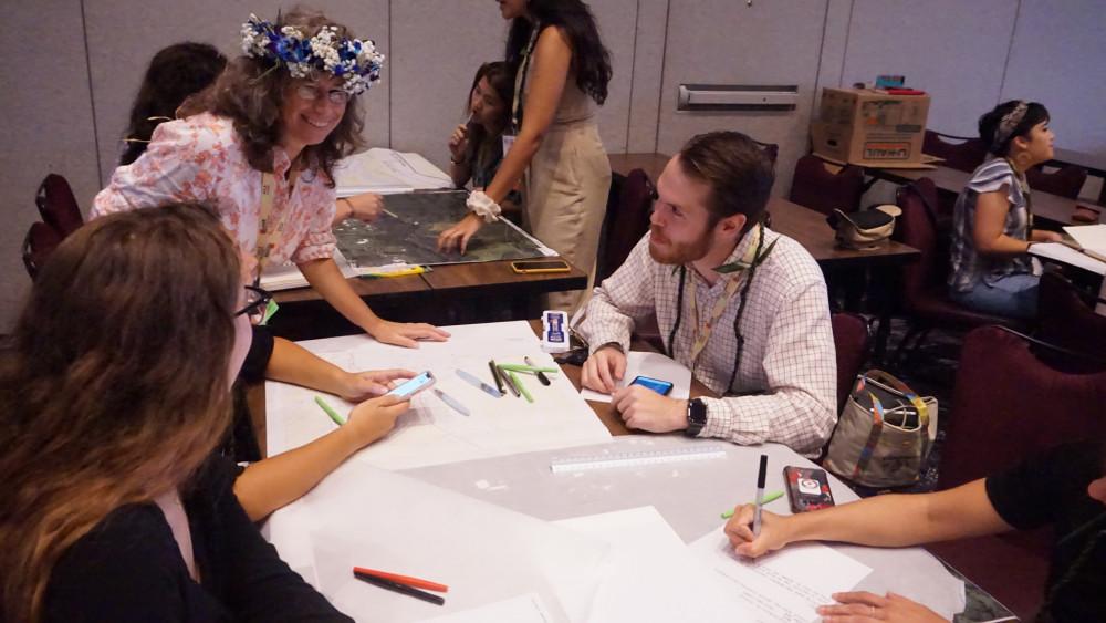 Alumna Leads First Annual FIU x UF Design Student Charette