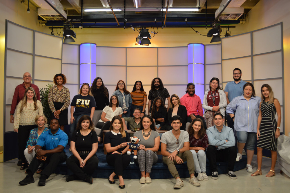 Multimedia Capstone Class Produces School of Hospitality Promo Videos