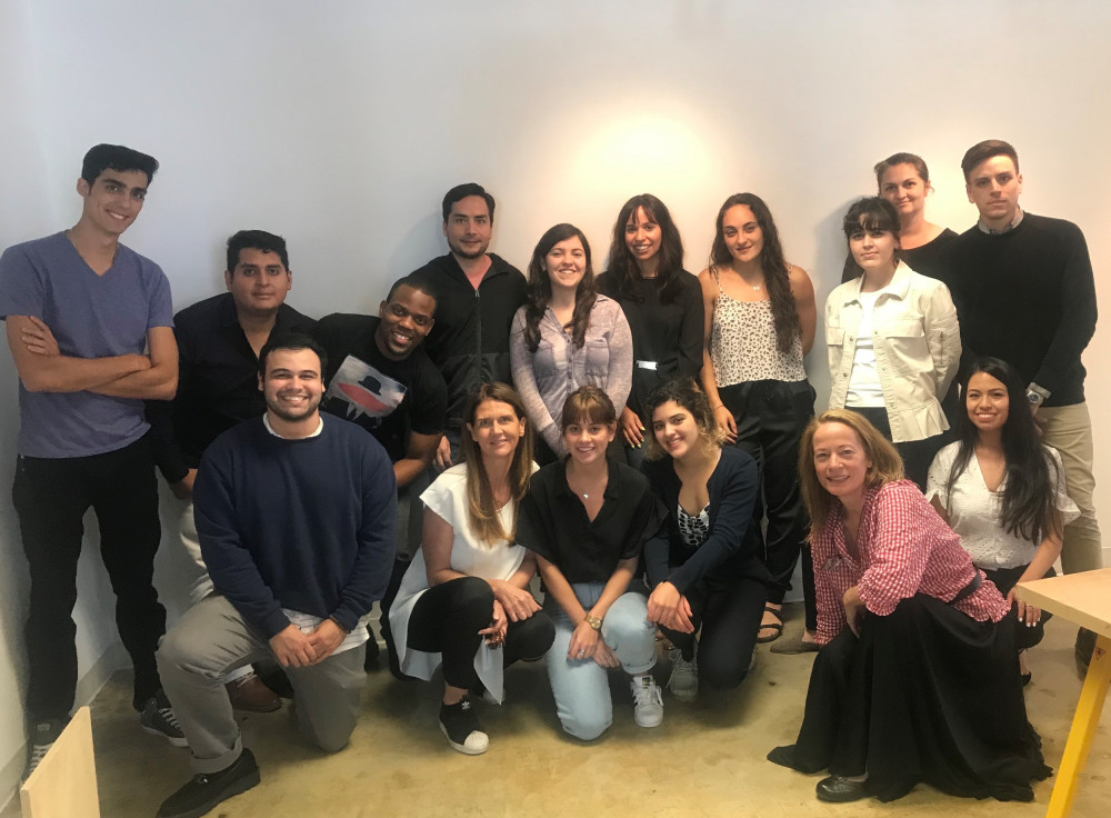 FIU Department of Architecture Students Design Mobile Art Pavilion for South Florida Communities