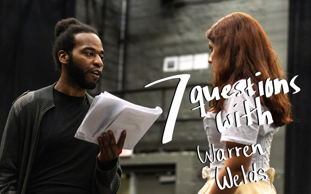 7 Questions with Warren Welds