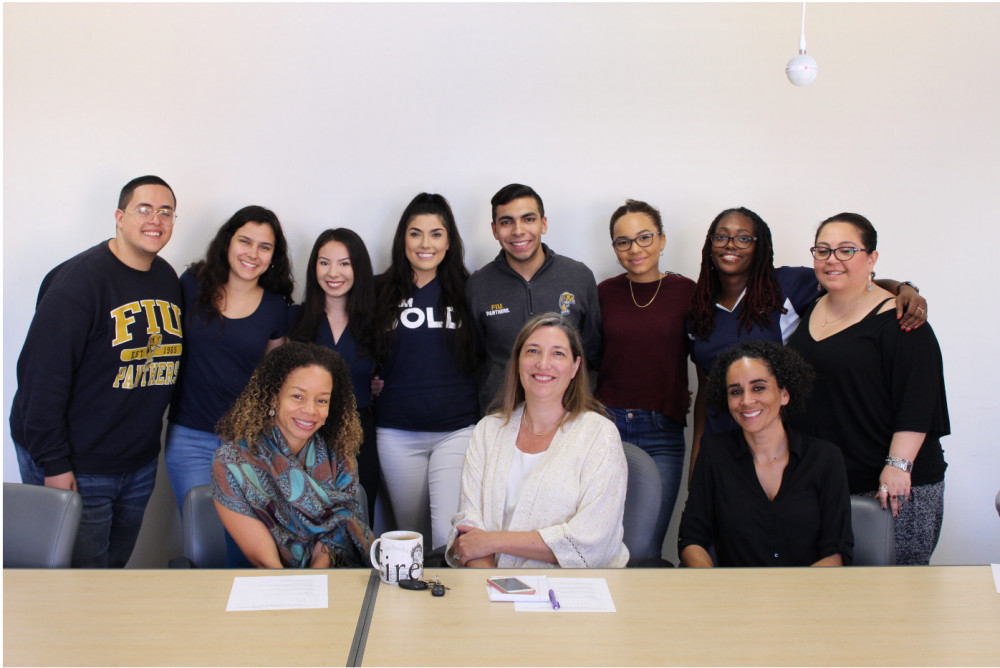 BOLD Hosts Social Media Workshop for FIU Faculty Members