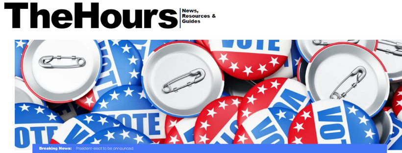 FIU SCHOOL OF COMMUNICATION + JOURNALISM STUDENTS CREATE WEBSITE TO HELP STUDENTS NAVIGATE THE 2020 ELECTION