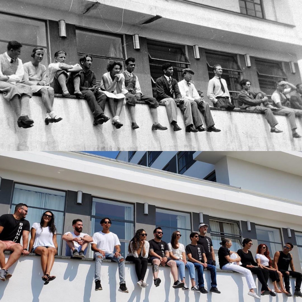 FIU+Bauhaus 100th Anniversary Study Abroad Workshop