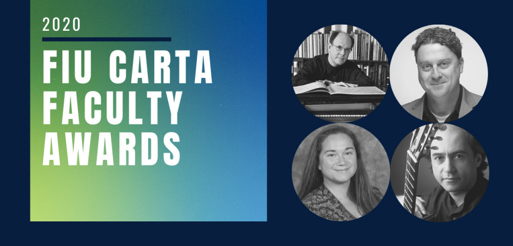 CARTA awards top faculty members for excellence
