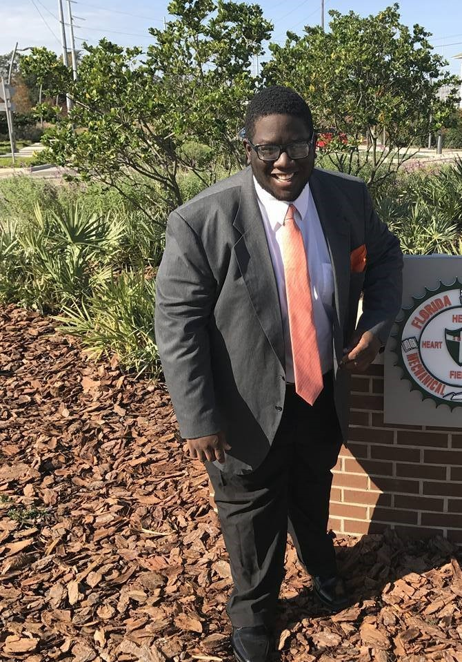 Student Spotlight: DaMarcus Snipes – GSC Student researches impact of COVID-19 on Minority businesses