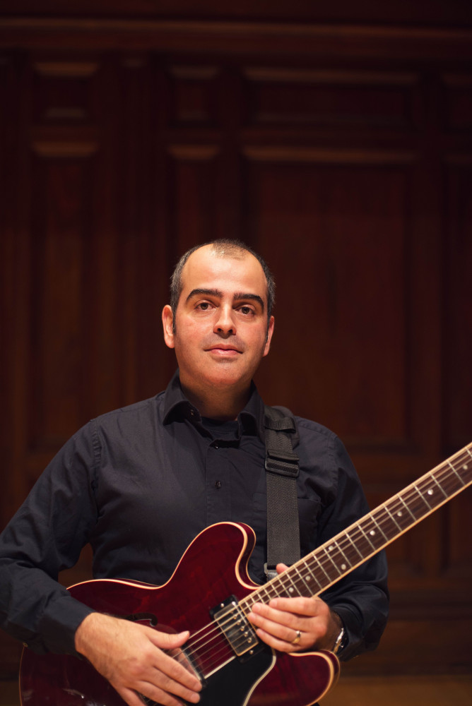 Exceptional Alumni: Derick Cordoba  Director of the Johnny Mann Center for Commercial Music