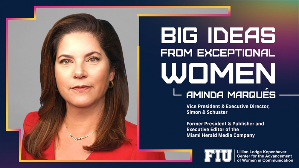 Big Ideas from Exceptional Women ~Mindy Marques