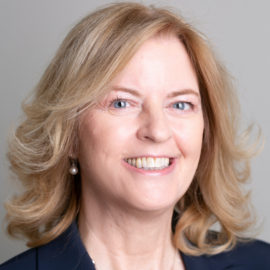Media Diversity Award for Leadership – Julie Burton